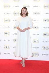 Keeley Hawes – Stylist's Inaugural Remarkable Women Awards in London 03/05/2019
