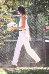 Kendall Jenner - Leaving Kanye West