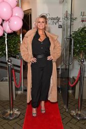 Kerry Katona - 10th Anniversary of Maggie's Skin Clinic in London