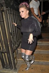 Kerry Katona - Neighbourhood Restaurant & Bar in Liverpool 02/28/2019
