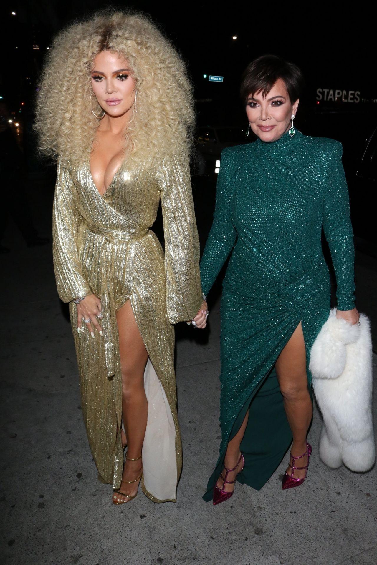Khloe Kardashian - Warwick Nightclub in Hollywood 03/27/2019
