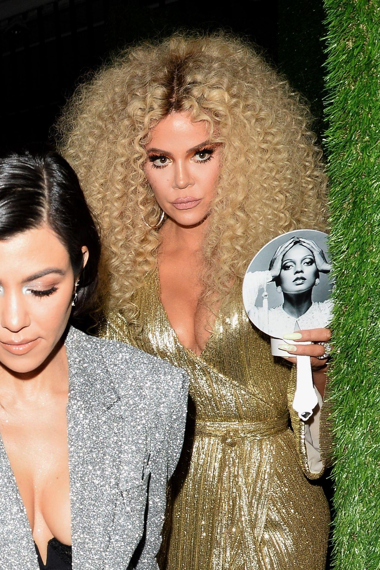 Khloe Kardashian Warwick Nightclub In Hollywood 03 27 2019