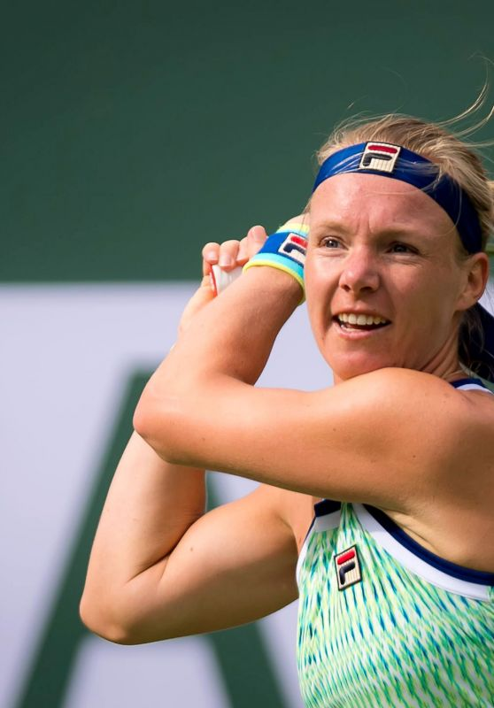 Kiki Bertens – Indian Wells Masters 03/10/2019