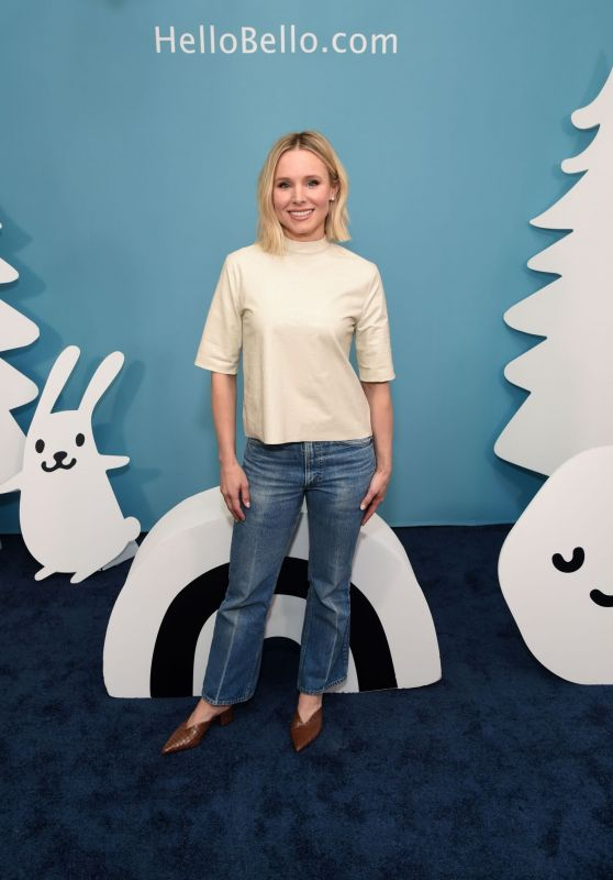 Kristen Bell - Hello Bello Launch Celebration in West Hollywood 03/26/2019