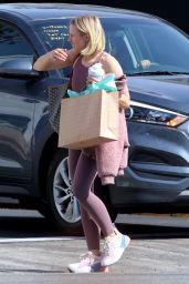 Kristen Bell in Workout Gear 03/29/2019