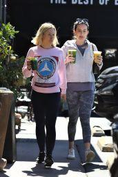 Kristen Bell Street Style 03/13/2019