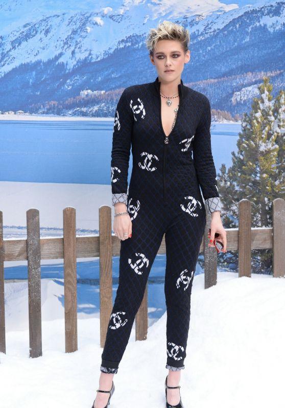 Kristen Stewart – Chanel Fashion Show in Paris 03/05/2019