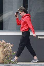 Kristen Stewart Street Style - Out in LA 03/11/2019