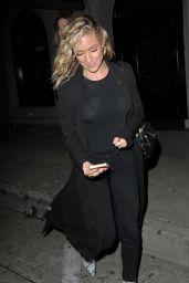 Kristin Cavallari Night Out - Leaving Craig
