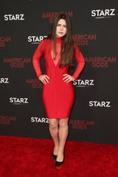 """Kristina Coolish – """"American Gods"""" Season 2 Premiere in LA"""
