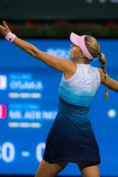 Kristina Mladenovic – Indian Wells Masters 03/08/2019