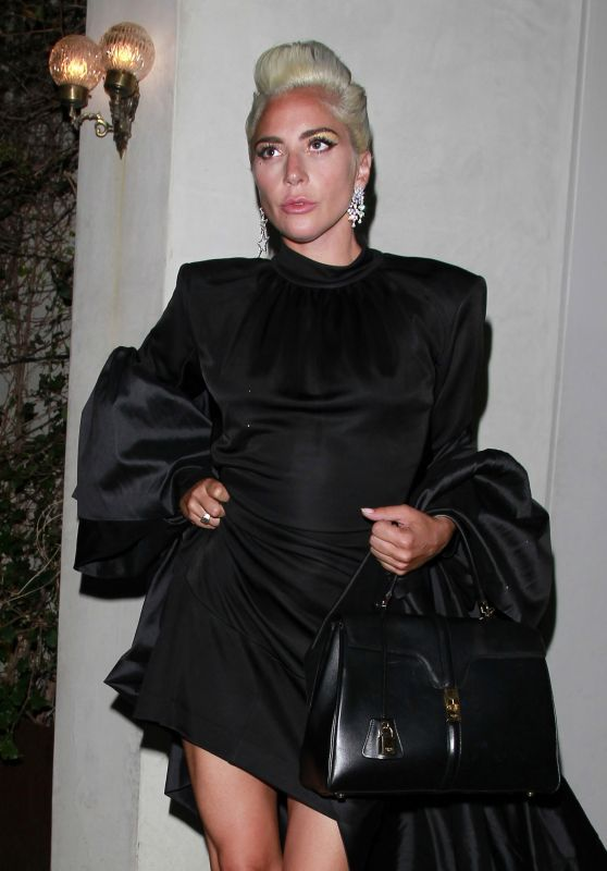 Lady Gaga - Night Out in LA 03/04/2019