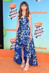 Lauren Donzis – Kids' Choice Awards 2019