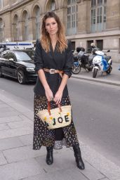 Laury Thilleman – Paul and Joe Fashion Show in Paris 03/03/2019