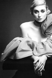 Léa Seydoux, Elizabeth Debicki, Adesua Etomi-Wellington and Angelababy - Vogue US April 2019