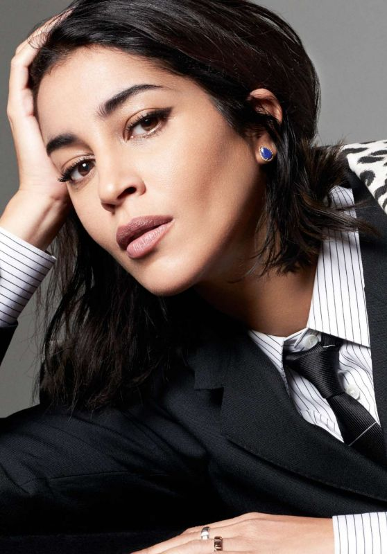 Leila Bekhti - ELLE France March 2019
