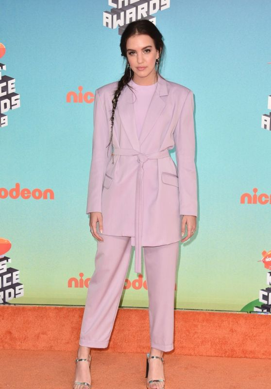 Lilimar Hernandez – Nickelodeon Kids' Choice Awards 2019