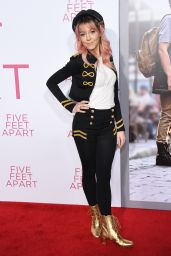 """Lindsey Stirling - """"Five Feet Apart"""" Premiere in Los Angeles"""