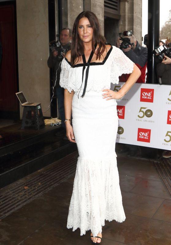 Lisa Snowdon – The TRIC Awards 2019