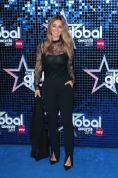 Louise Redknapp – The Global Awards 2019