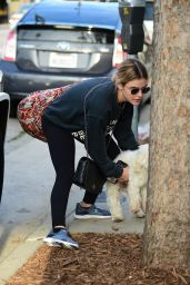 Lucy Hale Street Style 03/09/2019