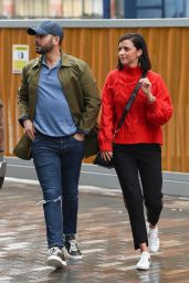 Lucy Mecklenburgh Casual Style 03/03/2019