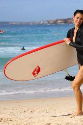 Maddy King - Surfing at Bondi Beach 03/03/2019