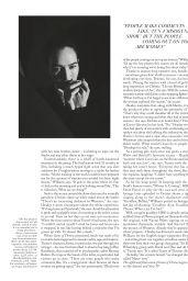 Maisie Williams, Sophie Turner, Lena Headey and Gwendoline Christie - Vogue Magazine UK April 2019 Issue