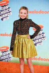 Mallory James Mahoney – Kids' Choice Awards 2019