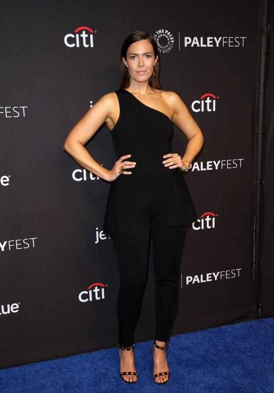 "Mandy Moore - 2019 PaleyFest Los Angeles ""This Is Us"" Event in LA"