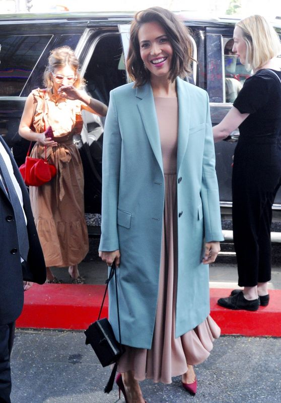 Mandy Moore - Arrives at Hollywood Walk Of Fame Ceremony 03/25/2019