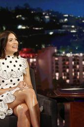 Mandy Moore - Jimmy Kimmel Live Show 03/19/2019