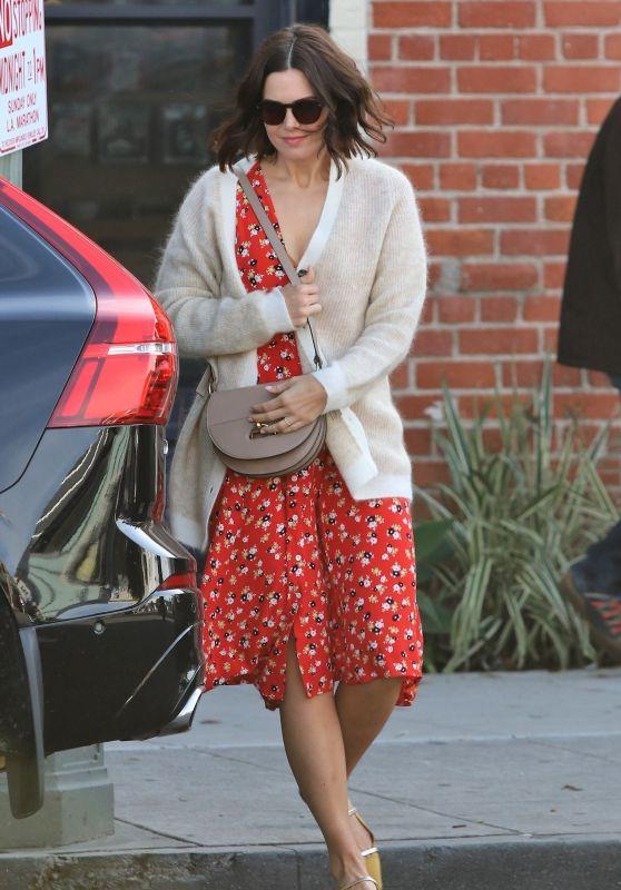 Mandy Moore - Leaving Dinner in LA 03/22/2019