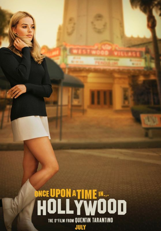"""Margot Robbie - """"Once Upon a Time in Hollywood"""" Promotional Photos"""