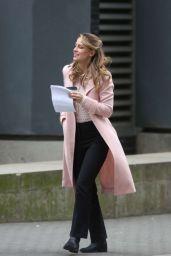 "Melissa Benoist - ""Supergirl"" Set in Vancouver 03/07/2019"