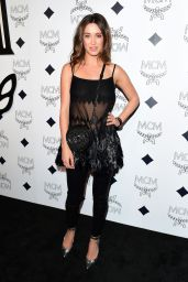 Melissa Bolona - MCM Global Flagship Store Opening on Rodeo Drive