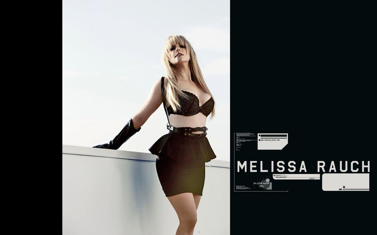 Melissa Rauch 2019