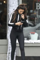 Michelle Keegan in Tights 03/14/2019