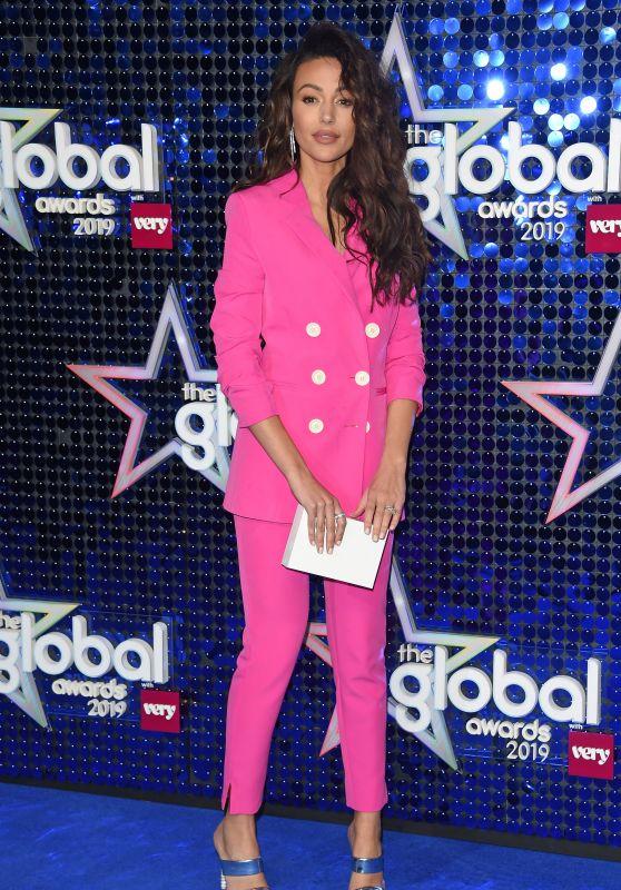 Michelle Keegan – The Global Awards 2019