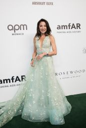 Michelle Yeoh – amfAR Gala in Hong Kong 03/25/2019