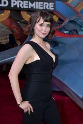"Milana Vayntrub – ""Captain Marvel"" Premiere in Hollywood"