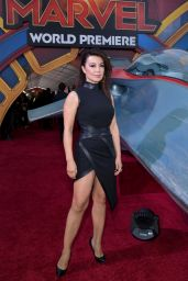"""Ming-Na Wen – """"Captain Marvel"""" Premiere in Hollywood"""