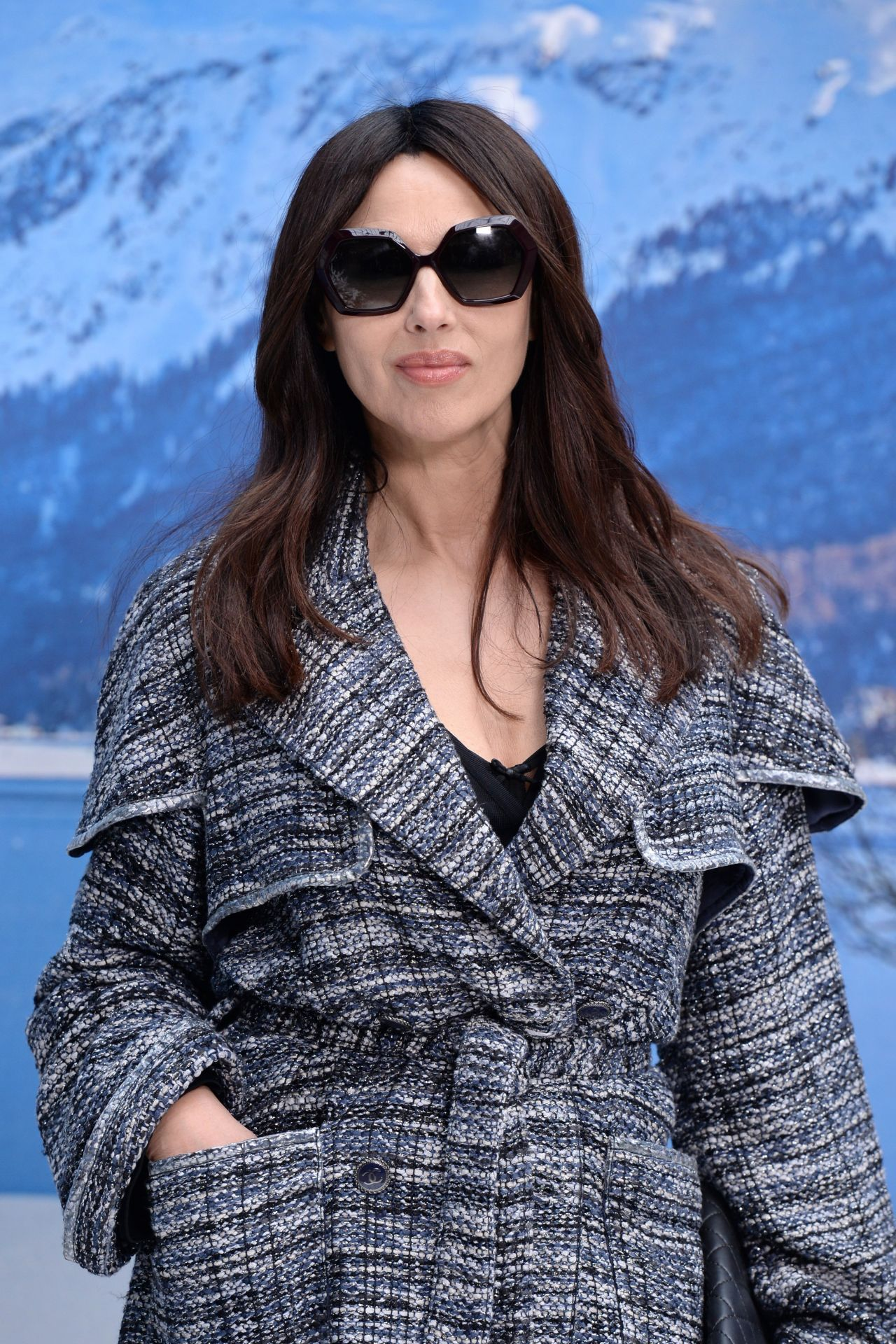MONICA BELLUCCI at Mistress of Ceremonies Photocall at
