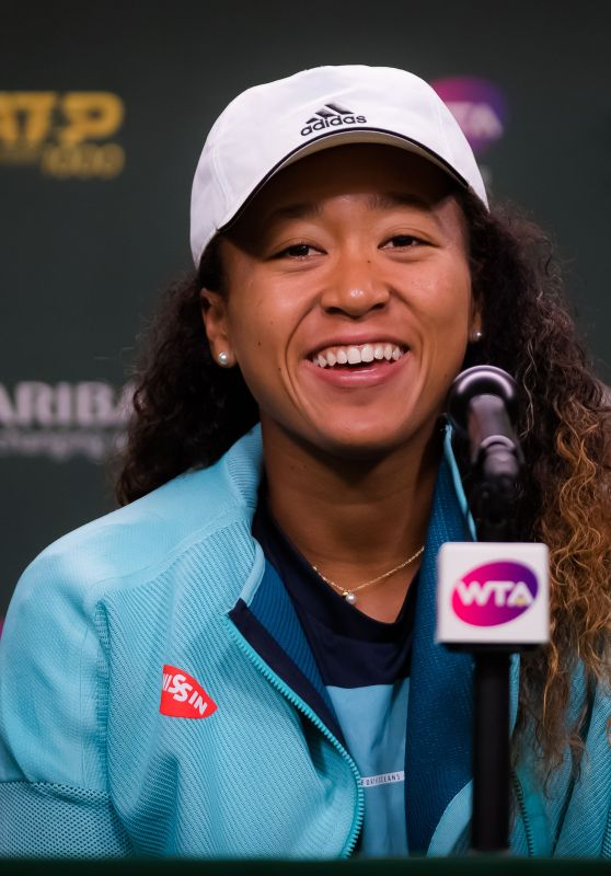 Naomi Osaka – Talks to the Press, Indian Wells Masters 03/09/2019