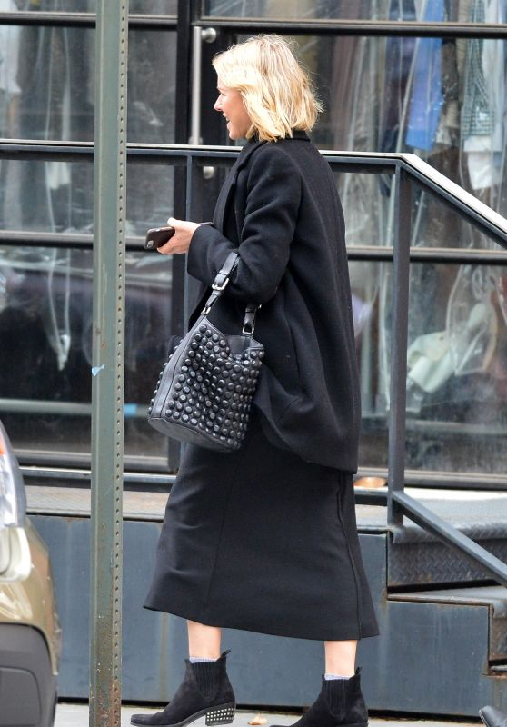 Naomi Watts - Out in New York 03/22/2019