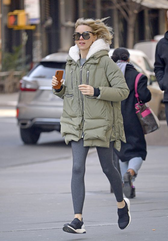 Naomi Watts - Out in New York City 03/28/2019