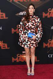 "Natalia Cordova-Buckley – ""Captain Marvel"" Premiere in Hollywood"