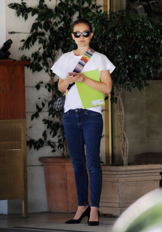 Natalie Portman - Out in Los Angeles 03/29/2019