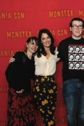 Neve Campbell - The Craft Reunion Monster Mania Convention in New Jersey 03/10/2019