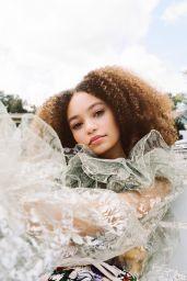 Nico Parker and Marsai Martin - Teen Vogue April 2019 Cover and Photos